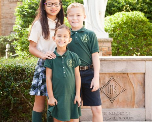 Could St. Paul's Catholic School be right for your child, relative, friend or neighbor?