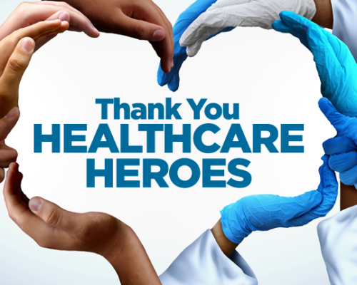Healthcare Heroes Mass and Dinner on Friday October 1st